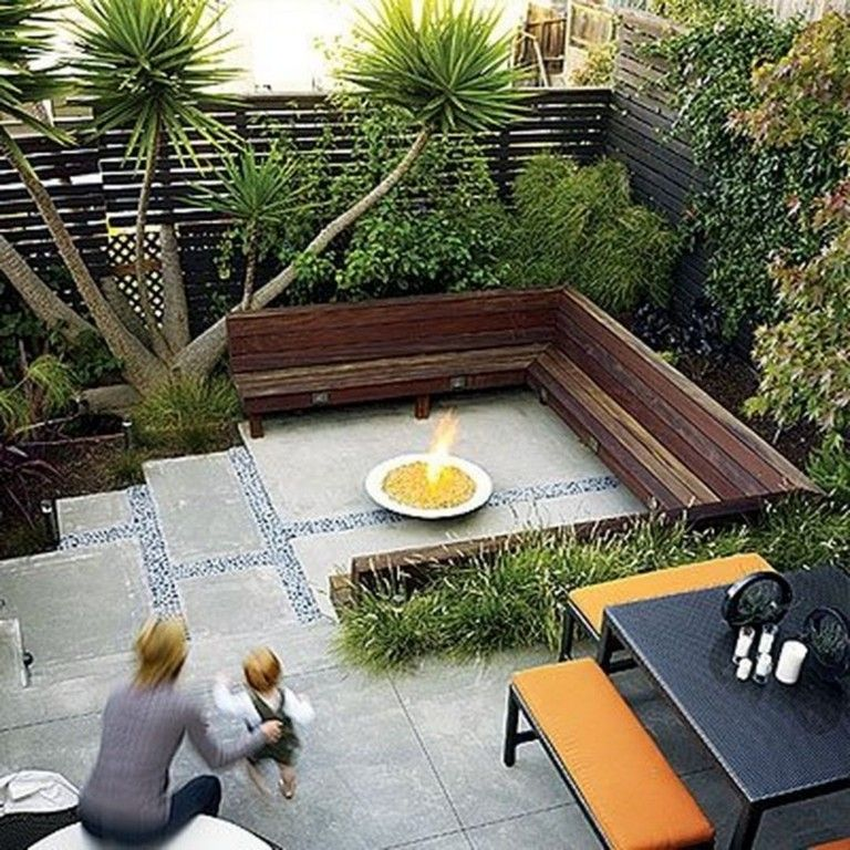 Garden Ideas Designs And Inspiration: 28+ Beauty Tiny Yard Ideas For Best Yard Inspiration