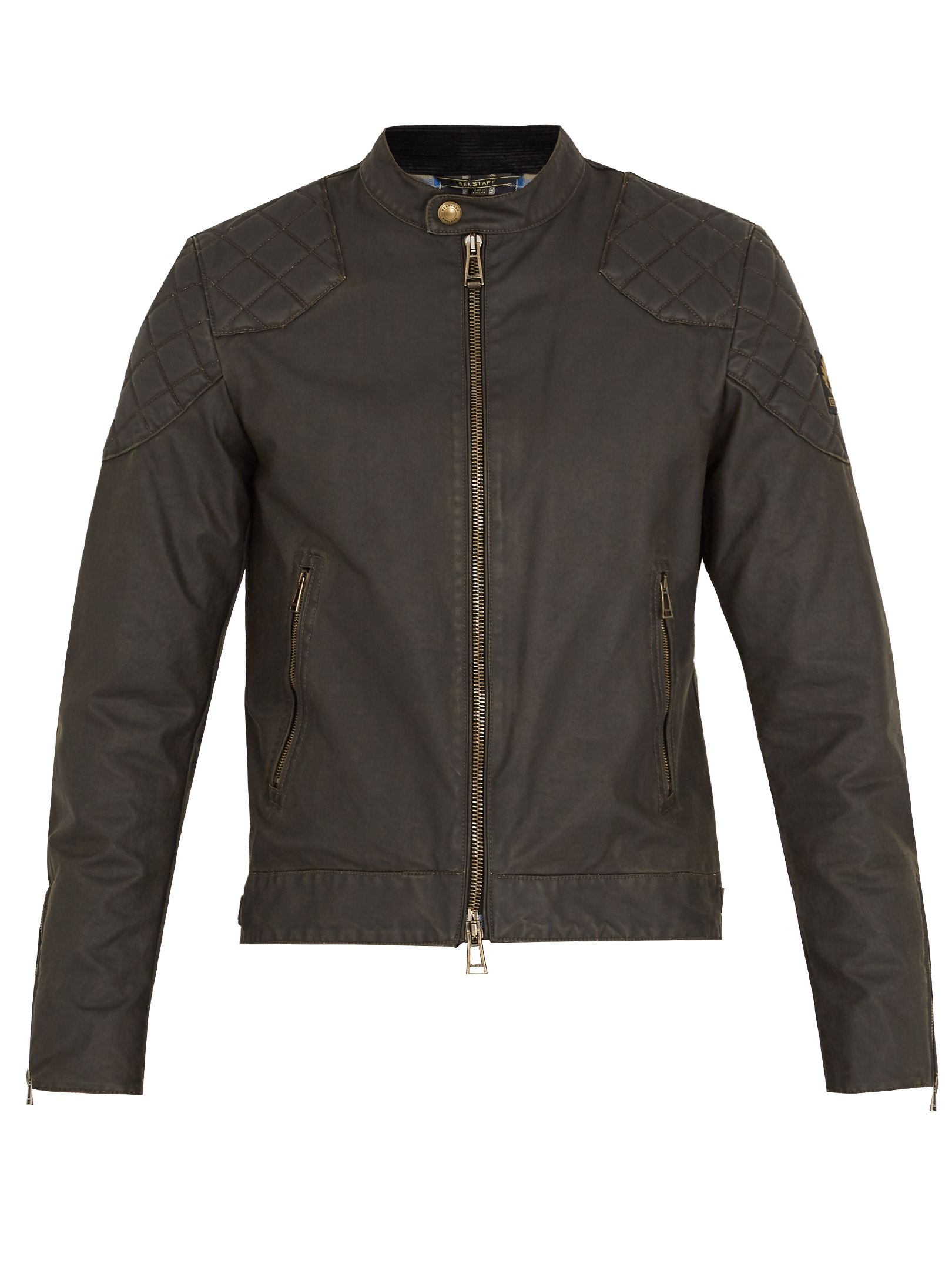 diseño innovador zapatos clasicos la mejor moda Outlaw waxed cotton-blend jacket | Belstaff | MATCHESFASHION ...