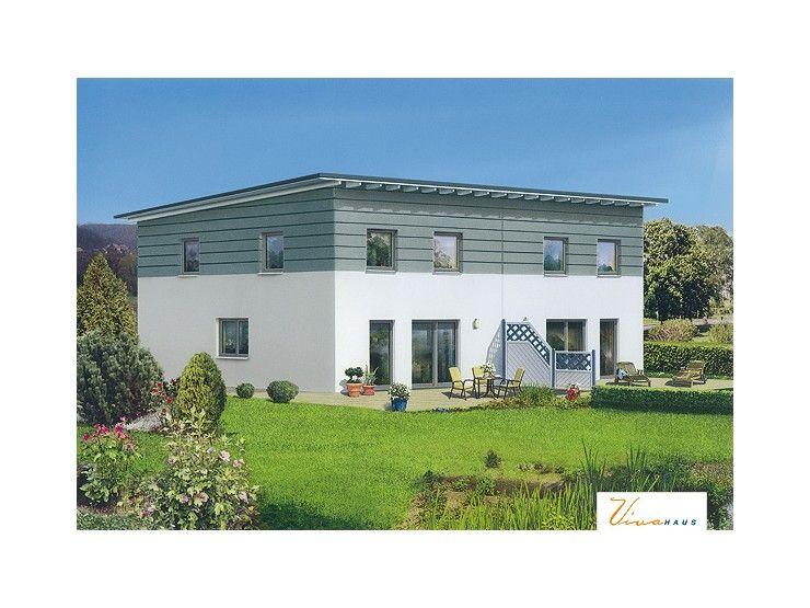Einfamilienhaus modern pultdach  Beilstein I - #Einfamilienhaus von VIVA MASSIVHAUS GmbH | HausXXL ...
