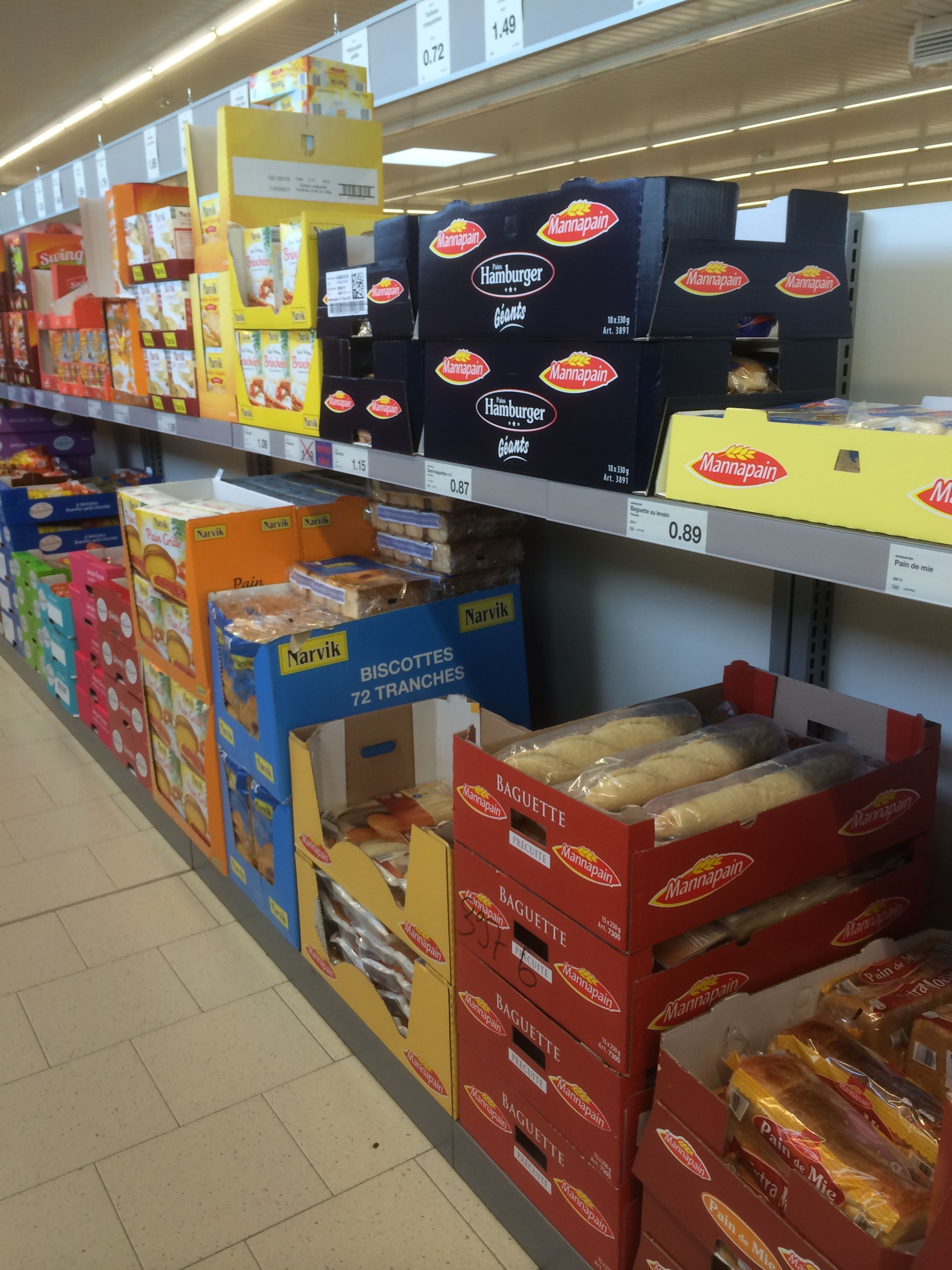 Aldi's store expansion is paying off
