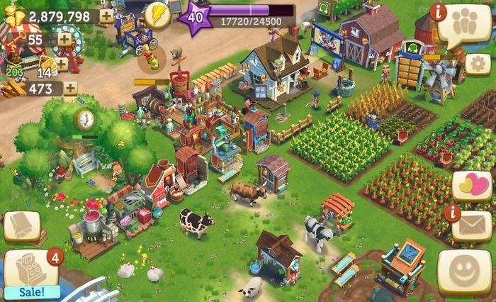 FarmVille 2: Country Escape - Zynga - Zynga