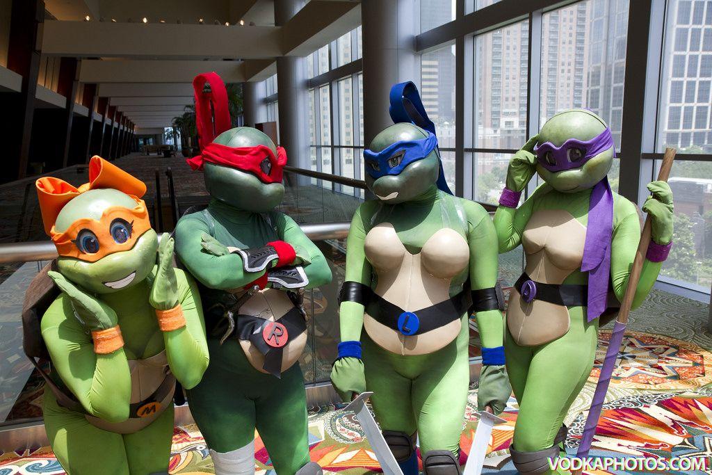 Img 4827 Teenage Mutant Ninja Turtles Female Cosplays Teenage