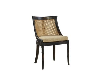 Furniture Classics Dining Room Spoonback Side Chair 51080I4 At Strobler  Home Furniture   Strobler Home Furniture
