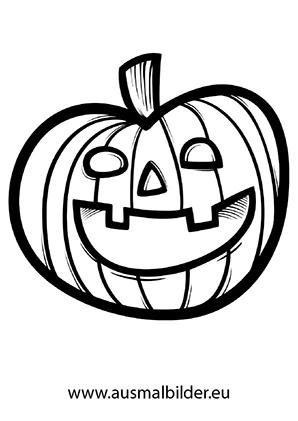 Ausmalbild Halloween Lustiger Kurbis Halloween Ausmalbilder Kurbis Ausmalbild Ausmalen