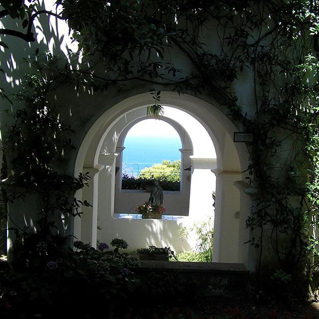 Villa San Michele ⛲️ #capri #italy #sanmichele  #villasanmichele #axelmunthe #anacapri #italia #campania #memories