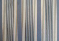 Clarke And Clarke Sail Stripe Cloud Fabric  Striped Fabric  Blue Fabric  Textile Express