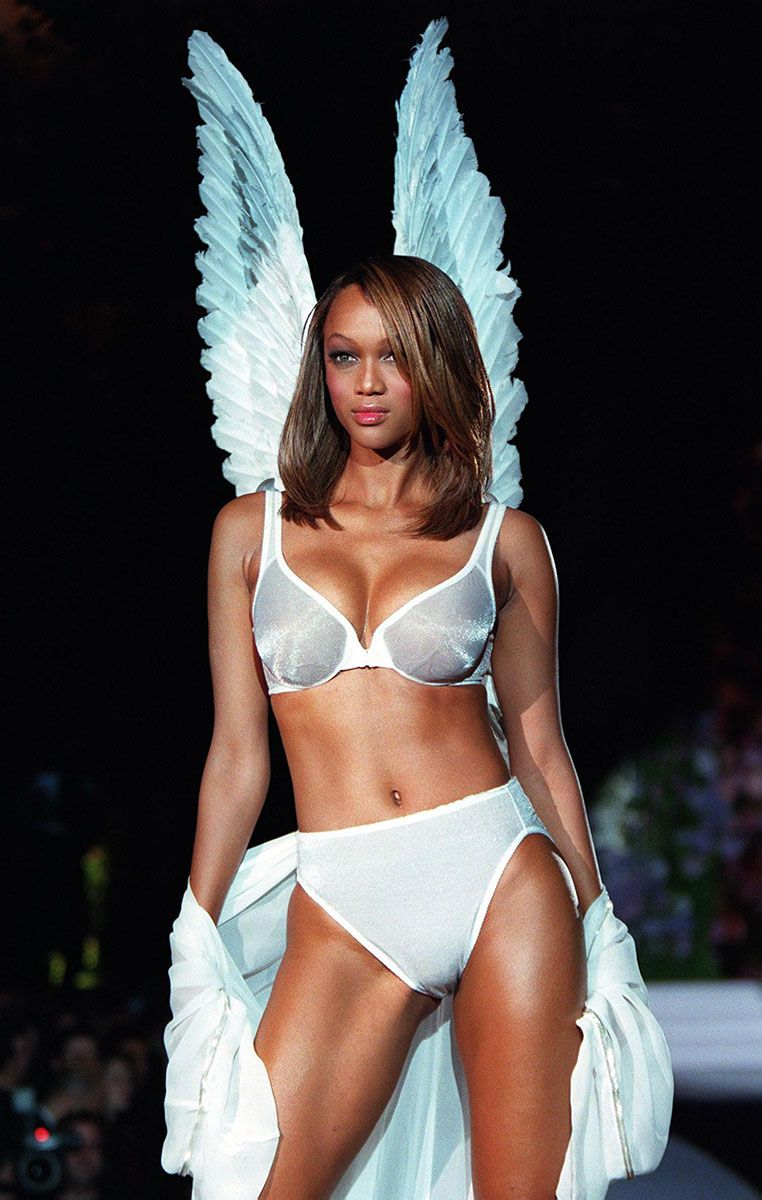 Tyra banks victoria secret topic opinion