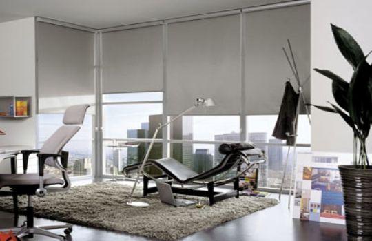imagenes de Cortinas para Salas modernas Cortinas y persianas - cortinas para cocina modernas