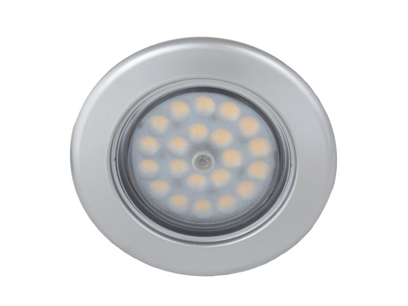 Vega 75 Touch On Off Dim Downlight Matt Chrome Downlights Led Ceiling Lights Chrome