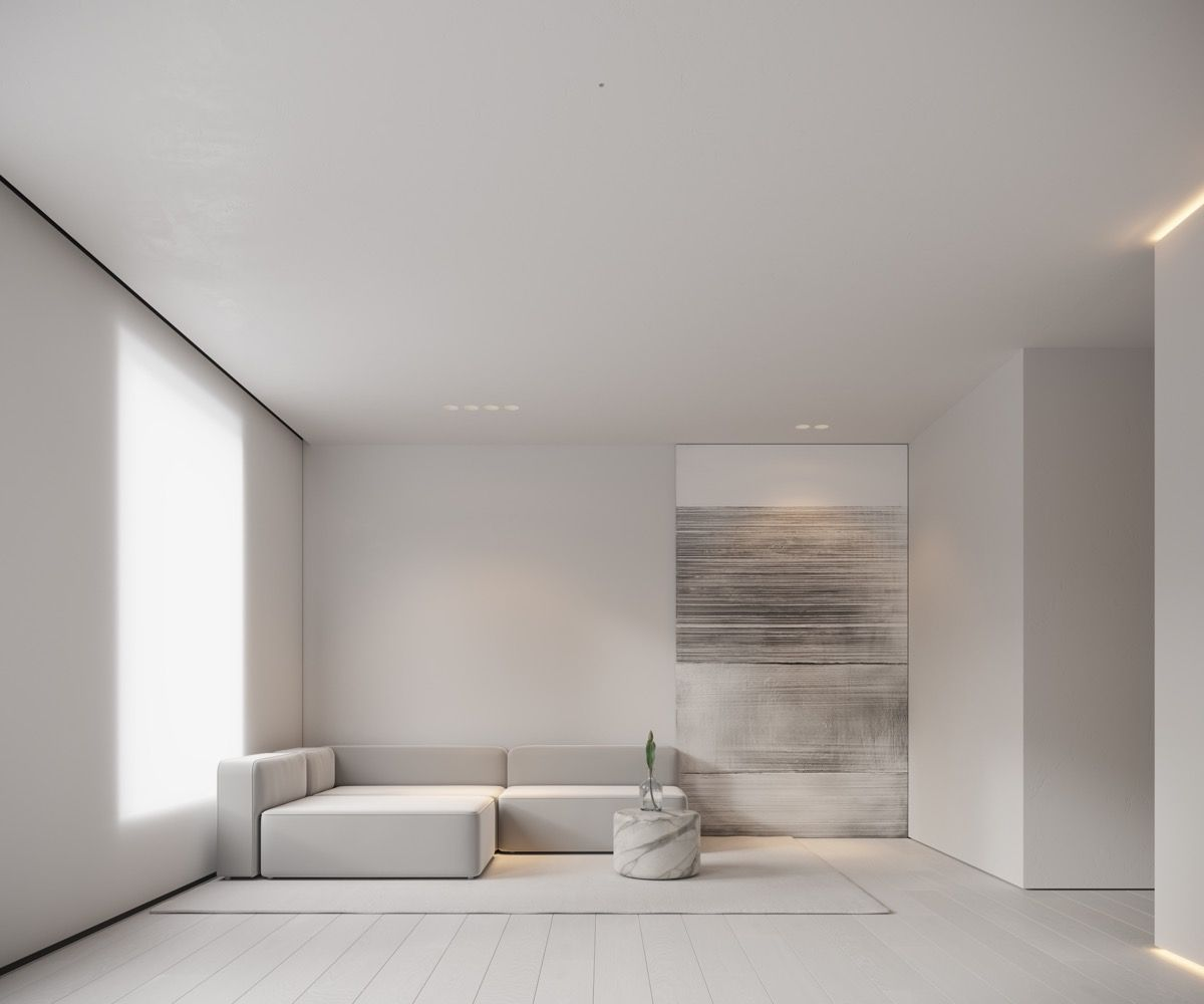 Neutral Modern Minimalist Interior Design 4 Examples That Masterfully Show Us How Interior Design Examples Minimalism Interior Modern Minimalist Interior
