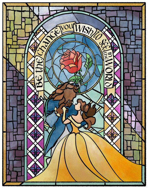 Tale As Old As Time Beauty And The Beast Print In 2021 Beauty And The Beast Wallpaper Beauty And The Beast Art Beast Wallpaper