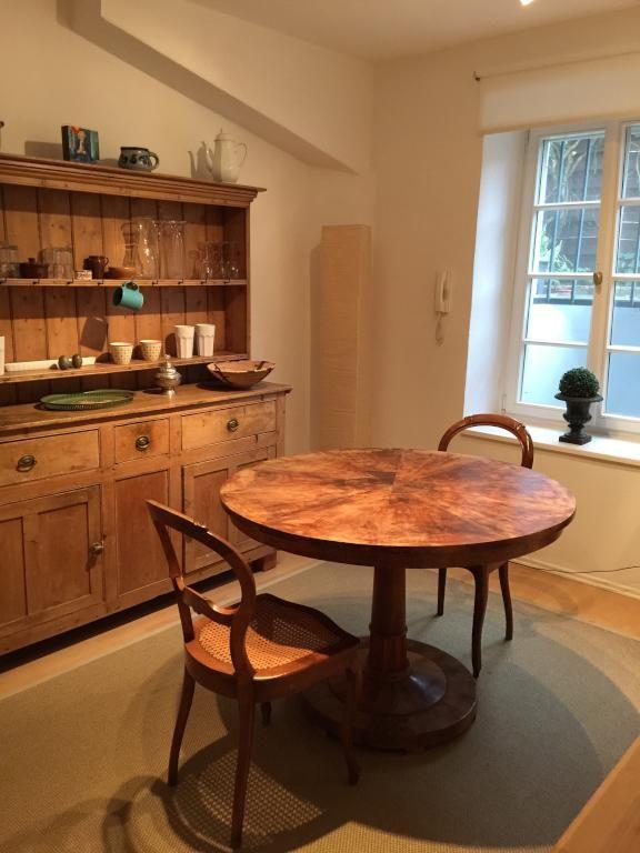 Wohnküche Frankfurt schöne wohnküche mit esstisch aus massivholz frankfurt