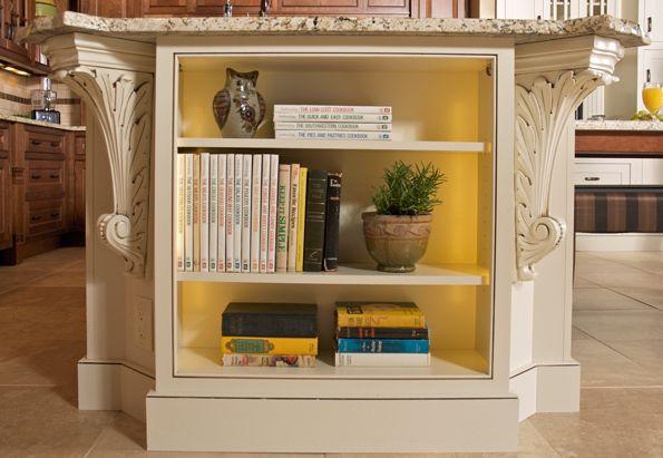 On Display At Coast Design Kitchen U0026 Bath In Mobile, Alabama. Built In  Bookcase