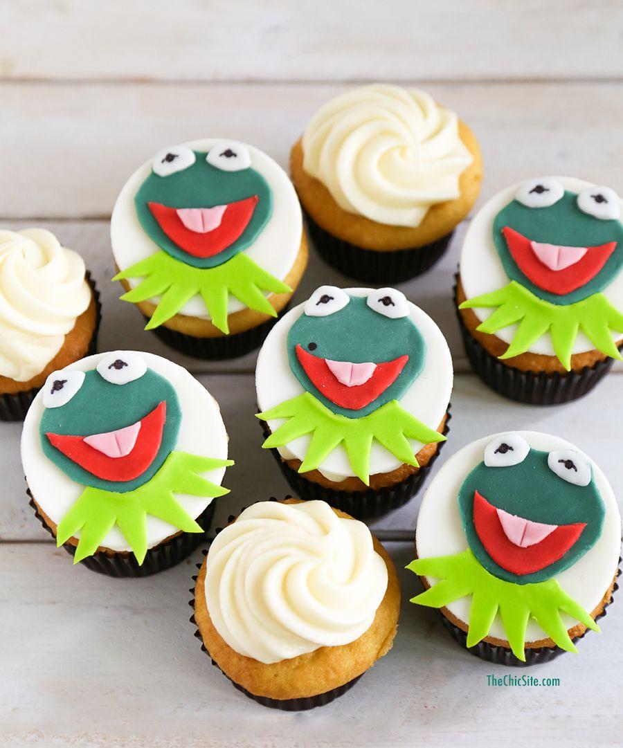 Vanilla Cupcakes  Recette  Deco gateau, Gateau, Cuisine