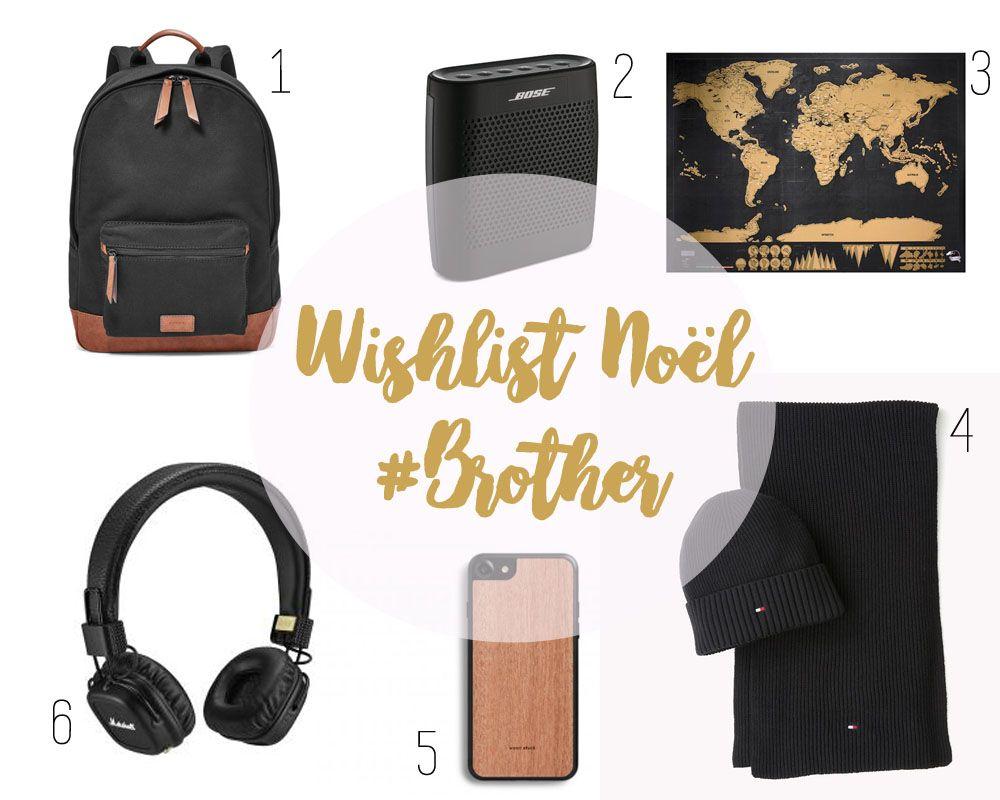 Idee Cadeau Noel Frere Christmas wishlist pour le frère – Des idées cadeaux de Noël pour