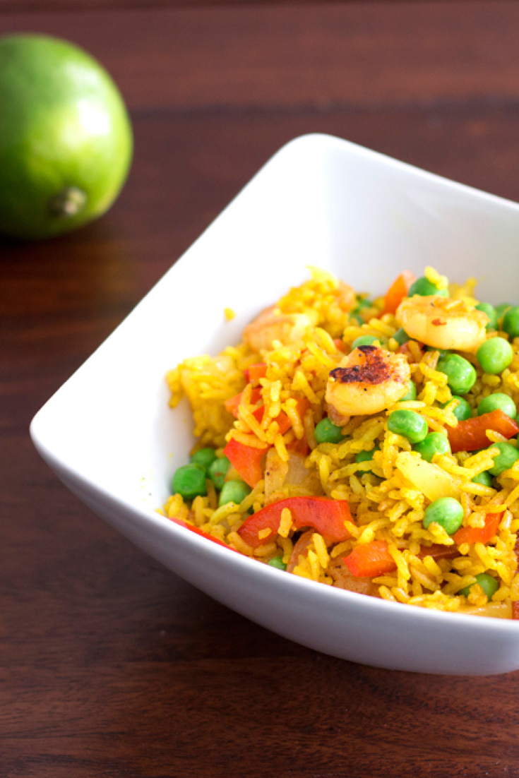 Curried shrimp fried rice recipe a tasty fresh and easy to make curried shrimp fried rice recipe a tasty fresh and easy to make dish to ccuart Image collections