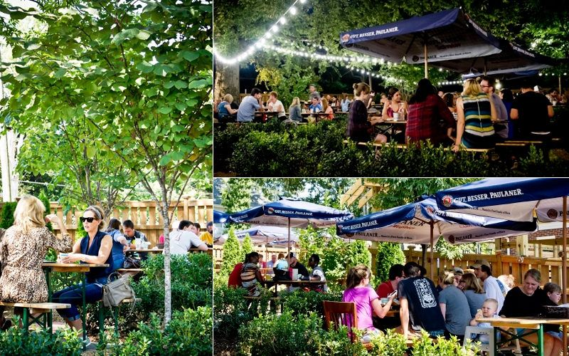 15 Beer Gardens In America You Have To Visit Before You Die If You ...