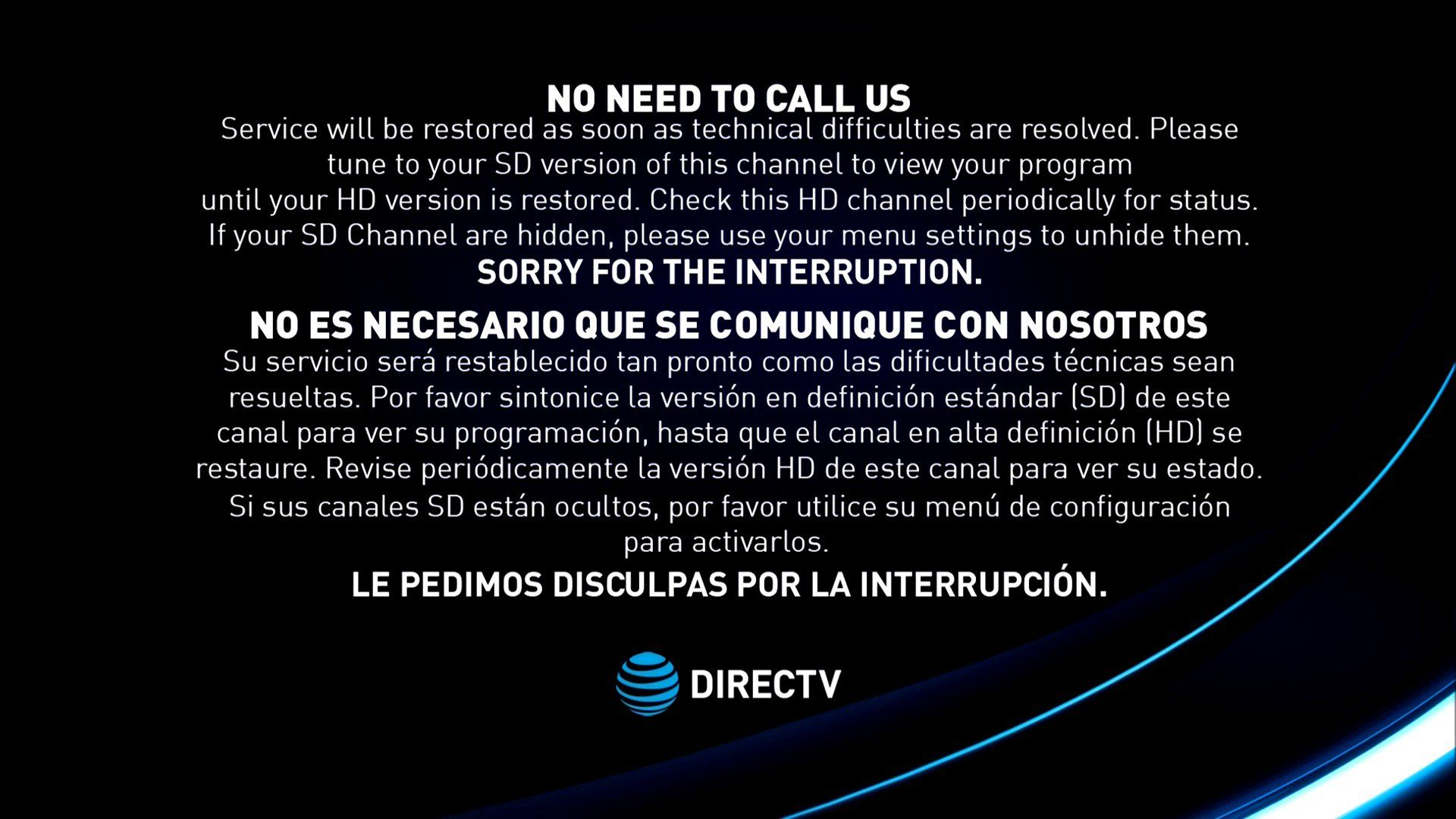 Gizmodo: DirecTV technical issue blocks out Fox News and Republicans are freaking out https://t.co/6CDjWMz6h4 https://t.co/0TpQi1V6NC