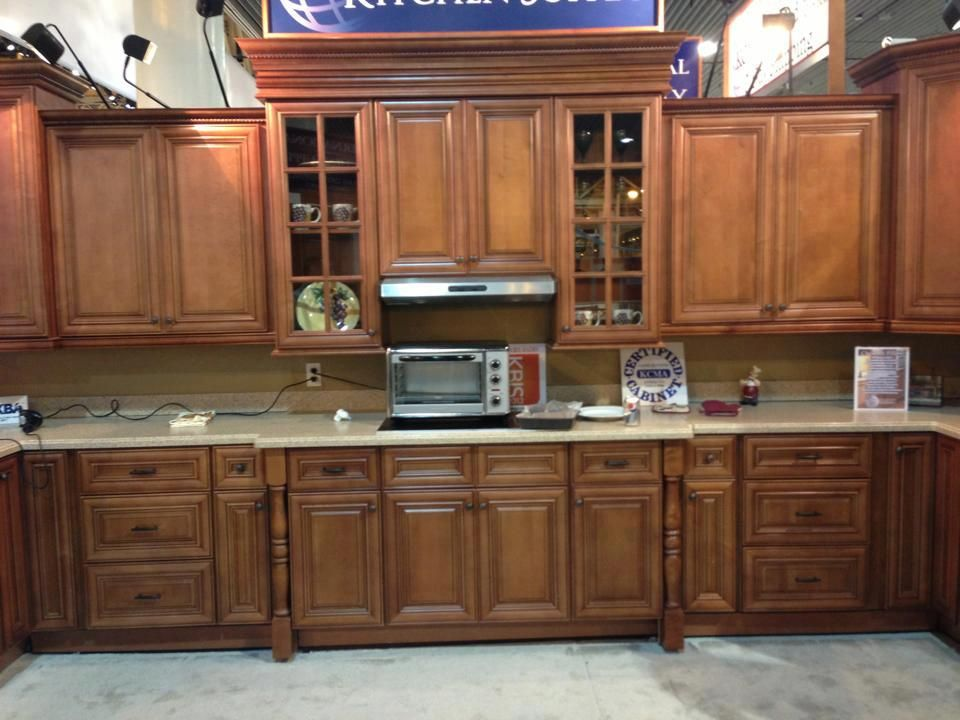 Kitchen Cabinet Ideas 2013 Part - 21: Kitchen Cabinet Kings At The KBIS 2013 - Chestnut Pillow Cabinetry  Available At Kitchen Cabinet Kings