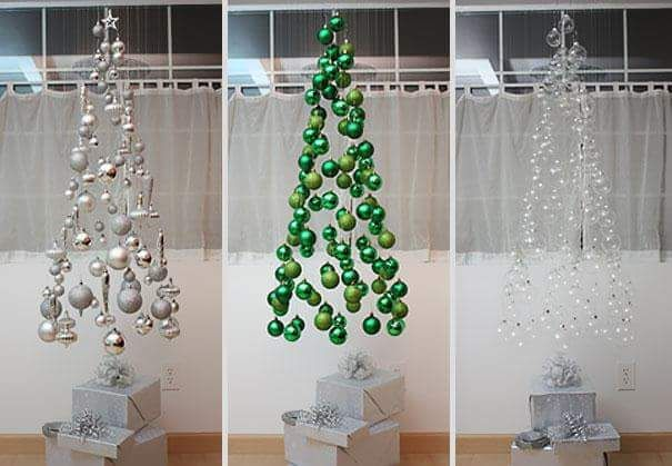 42 Cool And Unusual Christmas Tree Decoration Ideas Tree