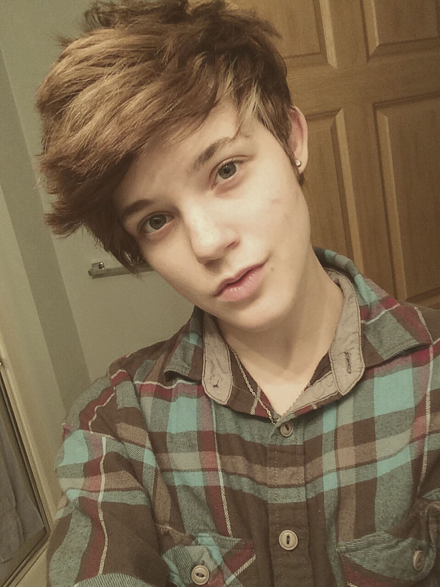 Cute And Boyish Hairstyles Pinterest Haircuts And Tomboy