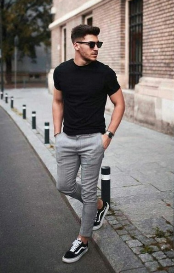 30 Cool Men Clothing Style Ideas To Look Awesome In 2020 In 2020 Ootd Men Outfits Mens Fashion Jeans Stylish Mens Outfits