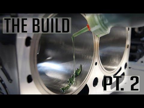 The Build L Amazing Subaru Cnc Billet Engine L Part2 L Subi Performance Youtube Subaru Engineering Performance
