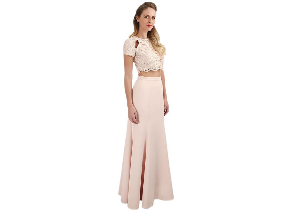 fc768e3cf Vestido para Dama Ivonne Couture-Liverpool es parte de MI vida ...