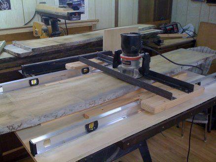 Shop Made Router Planer Sled Hardwood Floors Pinterest