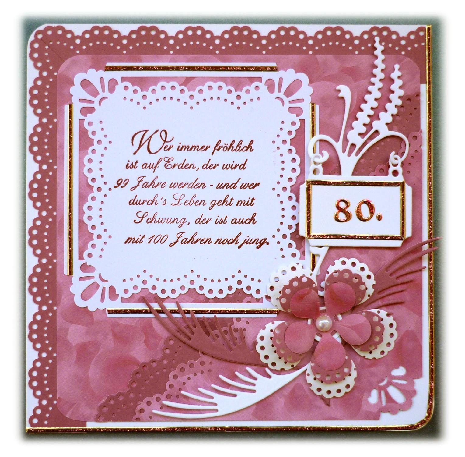 Einladungskarten 80 Geburtstag Ohne Foto Einladung Zum