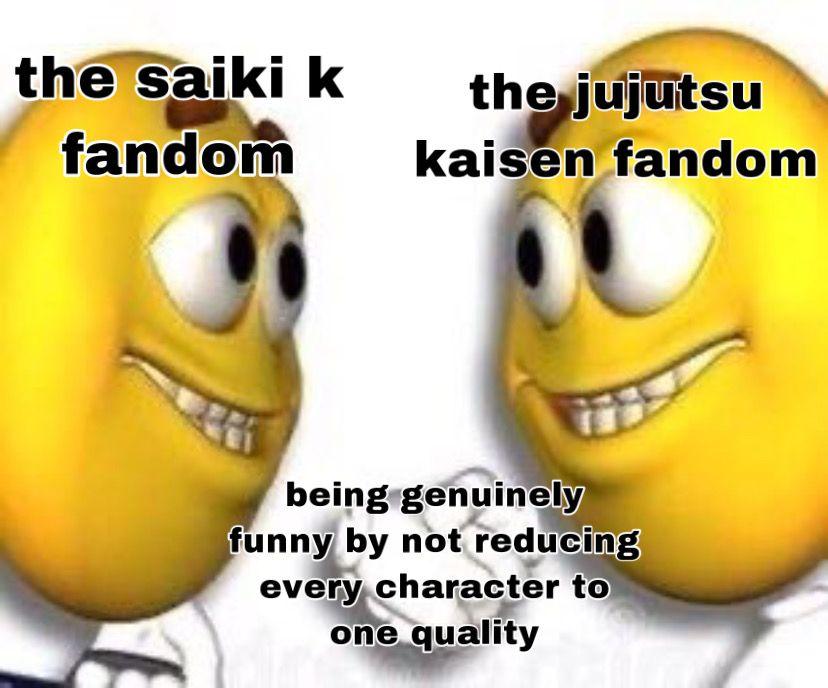 Also Pretty Unproblematic In 2021 Danganronpa Memes Saiki Anime Funny