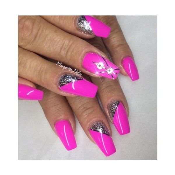 Pin By King Keezy On What To Wear Acrylic Nails Coffin Pink Acrylic Nail Designs Coffin Short Coffin Nails Designs