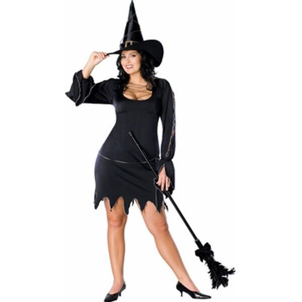 Adult Plus Size Sexy Bewitched Costume halloween costumes - halloween costume ideas plus size