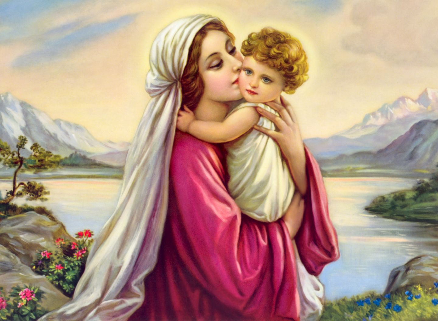 132 best images about Virgin Mary on Pinterest   Virgin mary ...
