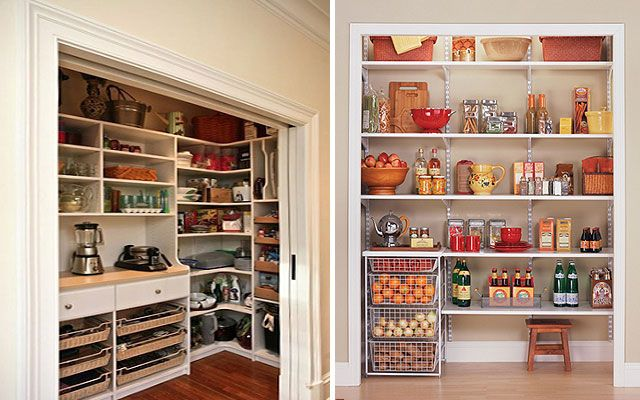 Ideas para almacenaje de cocinas decofilia organizaci n hogar pinterest almacenaje de - Almacenaje de cocina ...