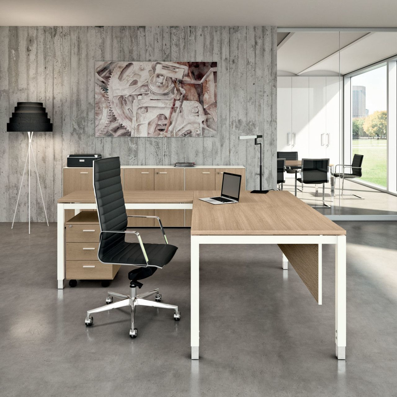 Office design goes beyond color and decoration, impacting ...