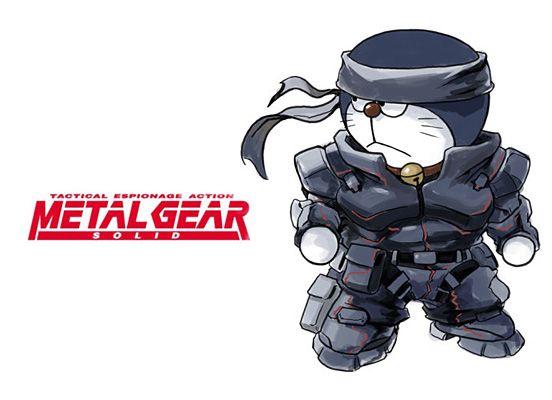 Pin Allie Sudiaji Doraemon Pinterest Metal Gear Visit Gambar Kartun