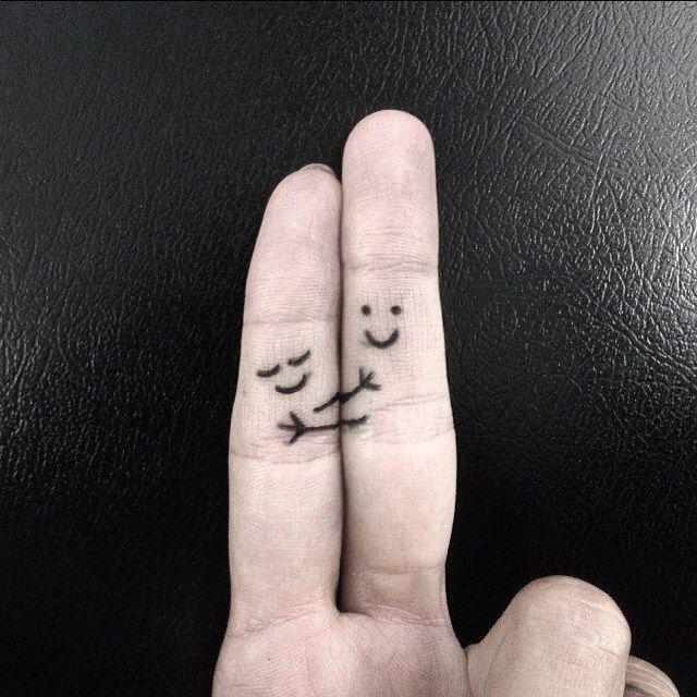 Beste Freundin Fingern - Madame Frisuren