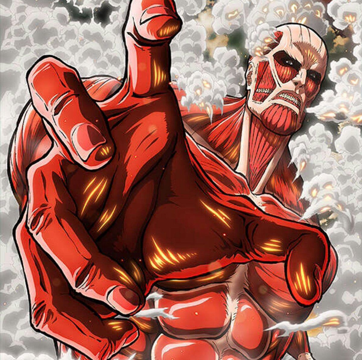 For all you anime fans, this is for you! Embedded | Attack on titan art, Attack on titan anime ...