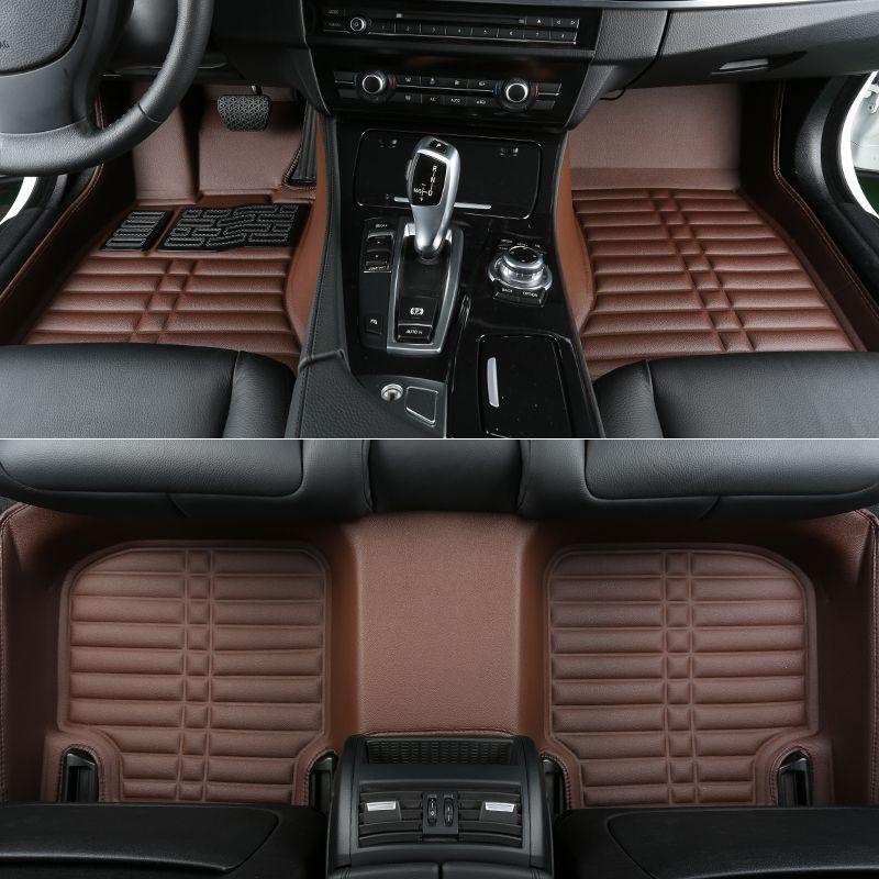 Высокое качество специальные коврики для Mercedes Benz Glk 300 4