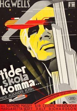 Tider Skola Komma (Things to Come, 1936)