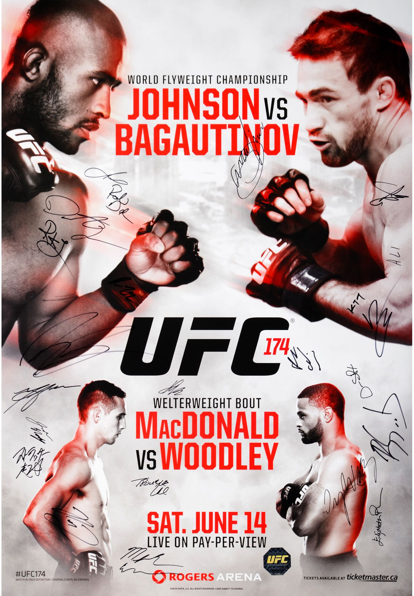 Click To Zoom With Images Ufc Ufc Events Ufc Poster