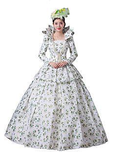 Steampunk®+Women's+Prom+Gothic+Victorian+Fancy+Palace+Masquerade+Lolita+Dresses+–+USD+$+127.99