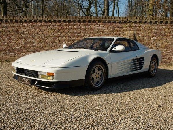 1988 Ferrari Testarossa (New arrival) | Ferrari testarossa ...