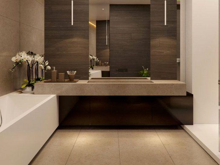 Interior design restroom mariangel coghlan 50 ba os for Banos modernos diseno interior