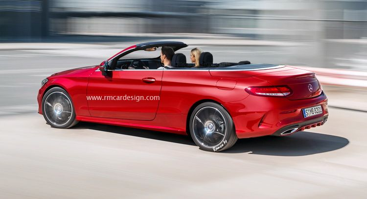 All New Mercedes C Class Coupe Looks Even Better Rendered As A
