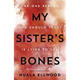 Reblog: Blog Tour - My Sister's Bones - Nuala Ellwood - Reviewed by crimeworm