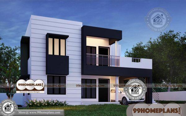 Kerala Home Exterior Design Photos 90 Small 2 Storey Homes Plans