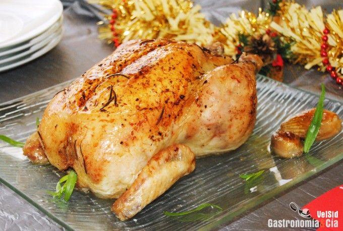 Pollo Relleno Al Horno Receta Pollo Relleno Al Horno Pollo Relleno Recetas Con Pollo