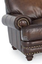 Astounding Couch Detail Westbury Leather Westbury Canyon Leather Sofa Machost Co Dining Chair Design Ideas Machostcouk